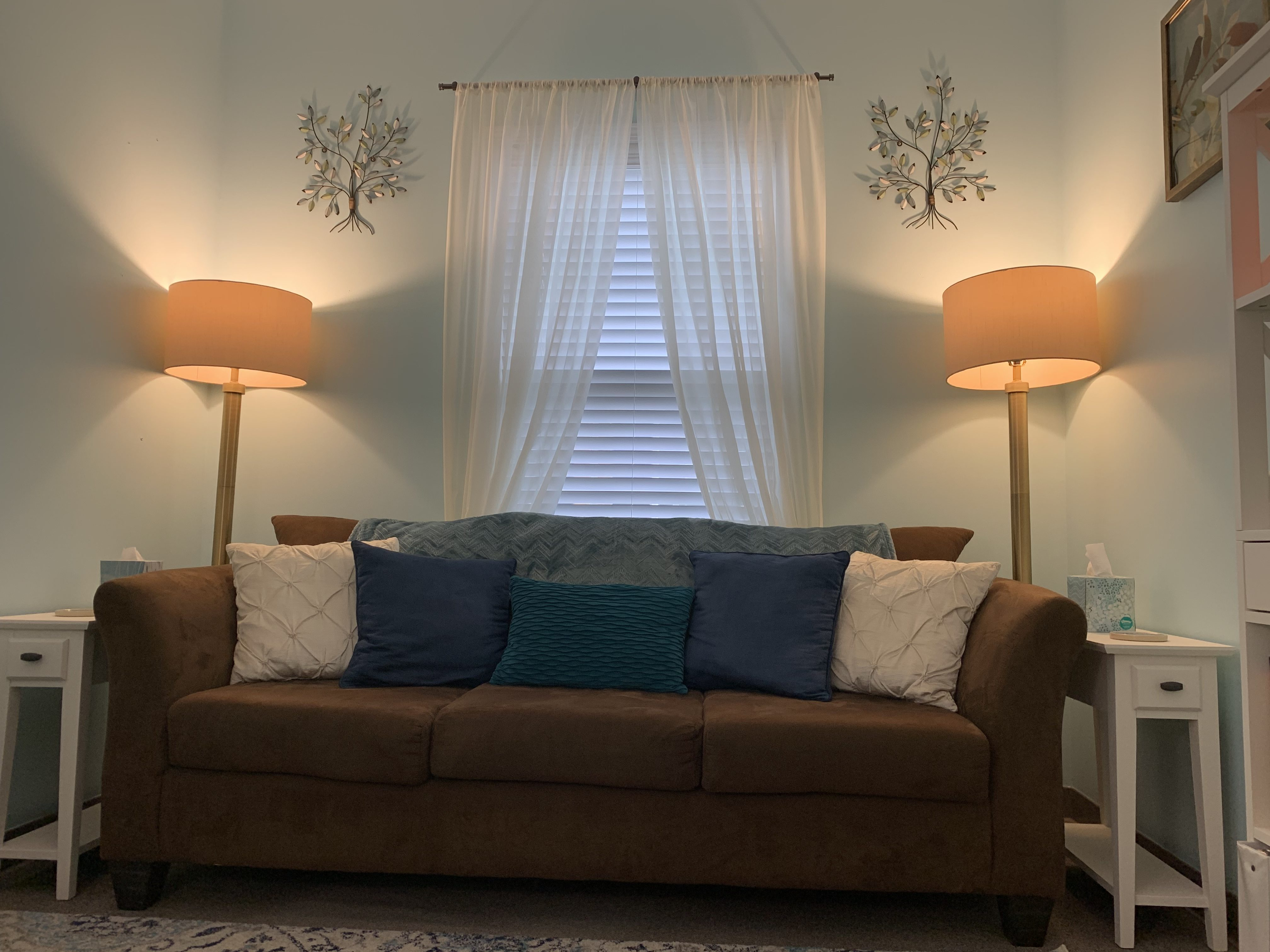 Therapy Office in Greenville South Carolina